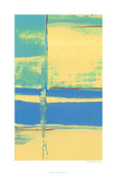 Boardwalk I Premium Giclee Print by Sharon Gordon