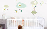 Cloud Kids Wall Decals Wall Decal