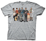 Archer Group T-Shirt T-shirts