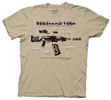 Firefly - Codename Vera Gun T-shirts