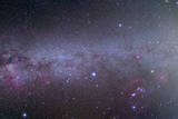 Mosaic of the Southern Milky Way from Orion to Vela Photographic Print