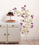 Japanese Cherry Tree Mini Wall Decals Wall Decal