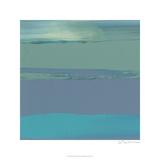Blue Coast II Limitierte Auflage von Sharon Gordon
