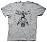 Firefly - Vitruvian Jane T-shirts
