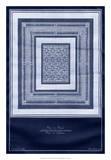 Indigo Tile IV Giclee Print by  Vision Studio