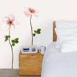 Dog Rose Mini Wall Decals Wall Decal