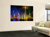 Victoria Harbour Wall Mural Wallpaper Mural