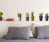 Cactus Mini Wall Decals Wall Decal