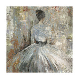 In Waiting-Square Giclee Print by Anna Polanski