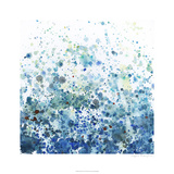Speckled Sea I Premium Giclee Print by Megan Meagher