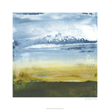 Top of the Hill I Premium Giclee Print by Sharon Gordon