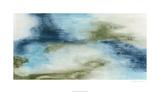 Ocean Flow I Giclée-Premiumdruck von Megan Meagher