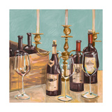 Dinner Party I Giclee Print by Heather A. French-Roussia