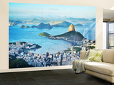 Rio Wall Mural Wallpaper Mural