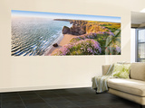 Nordic Coast Wall Mural Wallpaper Mural