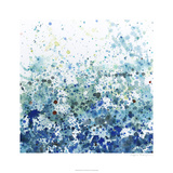 Speckled Sea II Premium Giclee Print by Megan Meagher