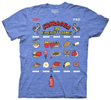 Sriracha - On Everything 8-Bit T-shirts