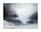 Misty Morning Horizon Premium Giclee Print by Ferdos Maleki