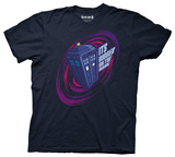 Doctor Who - Bigger On The Inside T-shirts