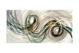 Swirly Wirly II Giclee Print by Anna Polanski