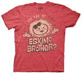 The League - Eskimo Brother T-shirts