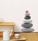 Zen Stone 2 Mini Wall Decals Wall Decal