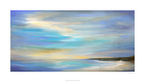 April Sky Premium Giclee Print by Sheila Finch
