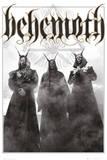 Behemoth - Trio Posters