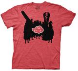 Naruto - Akatsuki Silhouettes T-shirts