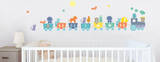 Small Train Kids Wall Decals Wall Decal