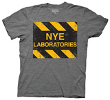Bill Nye - Nye Laboratories T-Shirt