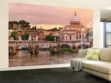 Rome Wall Mural - Duvar Resimleri