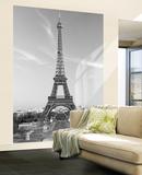 La Tour Eiffel Wall Mural Wall Mural