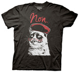 Grumpy Cat - French Grumpy T-shirts