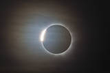 The Second Diamond Ring During the Total Eclipse of the Sun Photographic Print