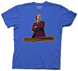 Anchorman 2 - Say Whaaat T-shirts