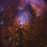 Ngc 1999, Bright Reflection Nebula in Orion Photographic Print