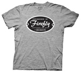 Firefly - Engineered By Firefly T-shirts