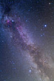 Summer Triangle Area of the Northern Summer Milky Way Photographic Print
