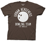 The Big Lebowski - Urban Achievers Bowling Team T-Shirt