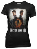 Juniors: Dr. Who - Day of the Doctor Poster T-shirts