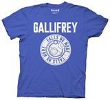 Dr. Who - Gallifrey Falls No More T-Shirt