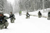Airmen Perform Tactical Maneuvers in Alaska Photographic Print