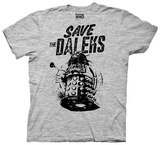 Dr. Who - Save The Daleks Shirts