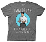 Archer - I Am Drunk T-Shirt