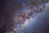 The Center of the Milky Way Through Sagittarius and Scorpius Photographic Print
