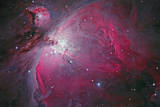 Messier 42, the Orion Nebula Photographic Print