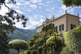 Villa Barbonella, Lake Como, Lombardy, Italy, Europe Photographic Print by James Emmerson