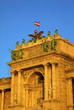 Hofburg Palace Exterior, UNESCO World Heritage Site, Vienna, Austria, Europe Photographic Print by Neil Farrin
