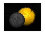 Partial Eclipse of the Sun Prints